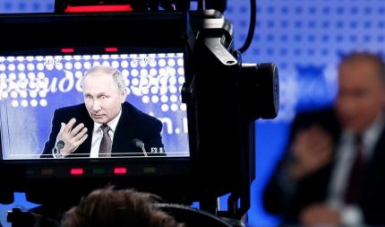 Putin Interviewed