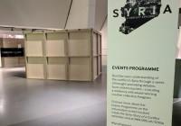 news chamber, external